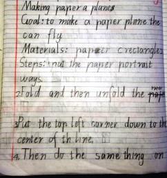 Procedural Text: The fun genre… How to make a paper plane!   Nina Davis:  Teaching \u0026 Learning in Australia [ 1850 x 1912 Pixel ]