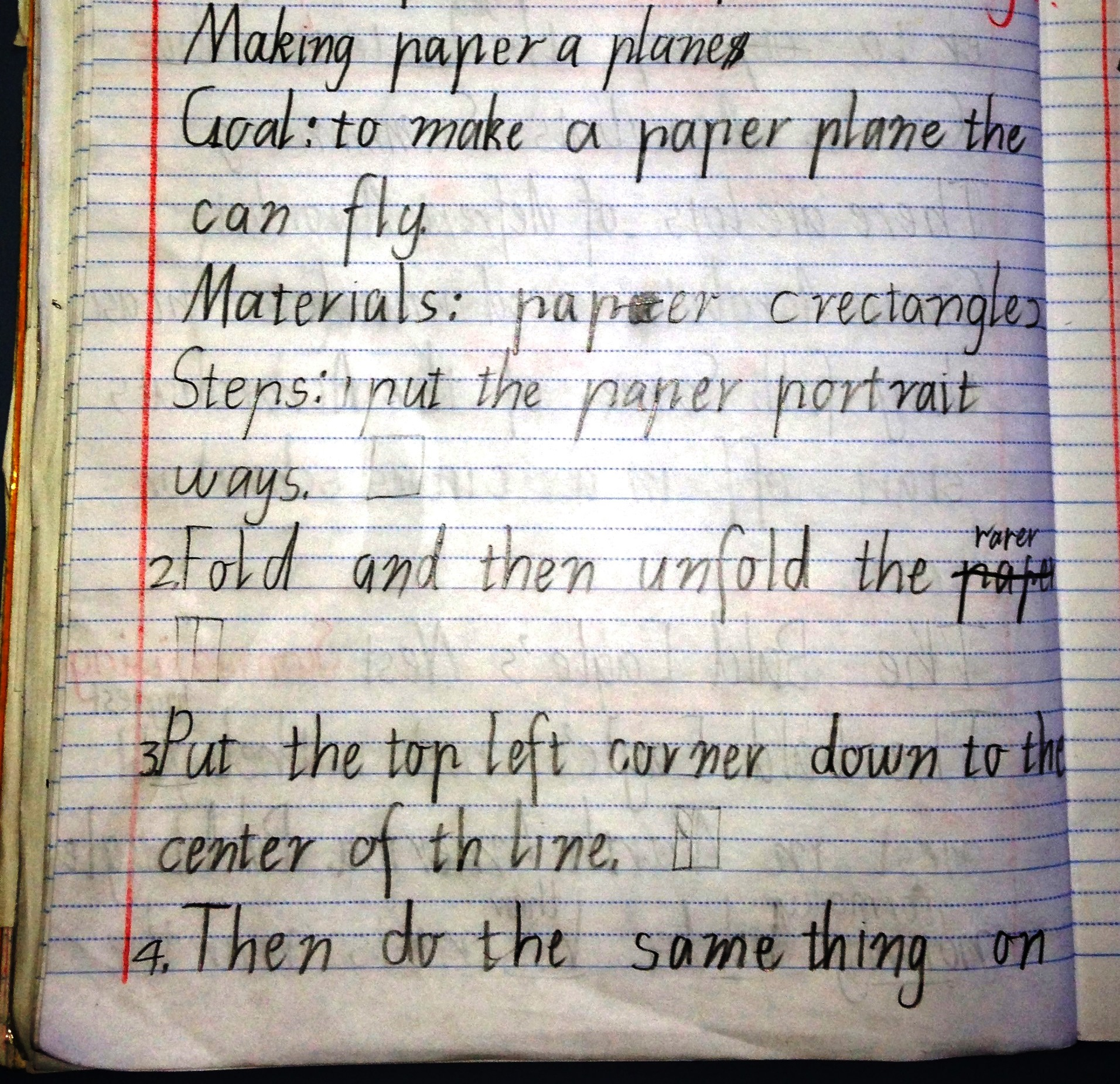 hight resolution of Procedural Text: The fun genre… How to make a paper plane!   Nina Davis:  Teaching \u0026 Learning in Australia