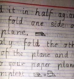 Procedural Text: The fun genre… How to make a paper plane!   Nina Davis:  Teaching \u0026 Learning in Australia [ 1560 x 2256 Pixel ]