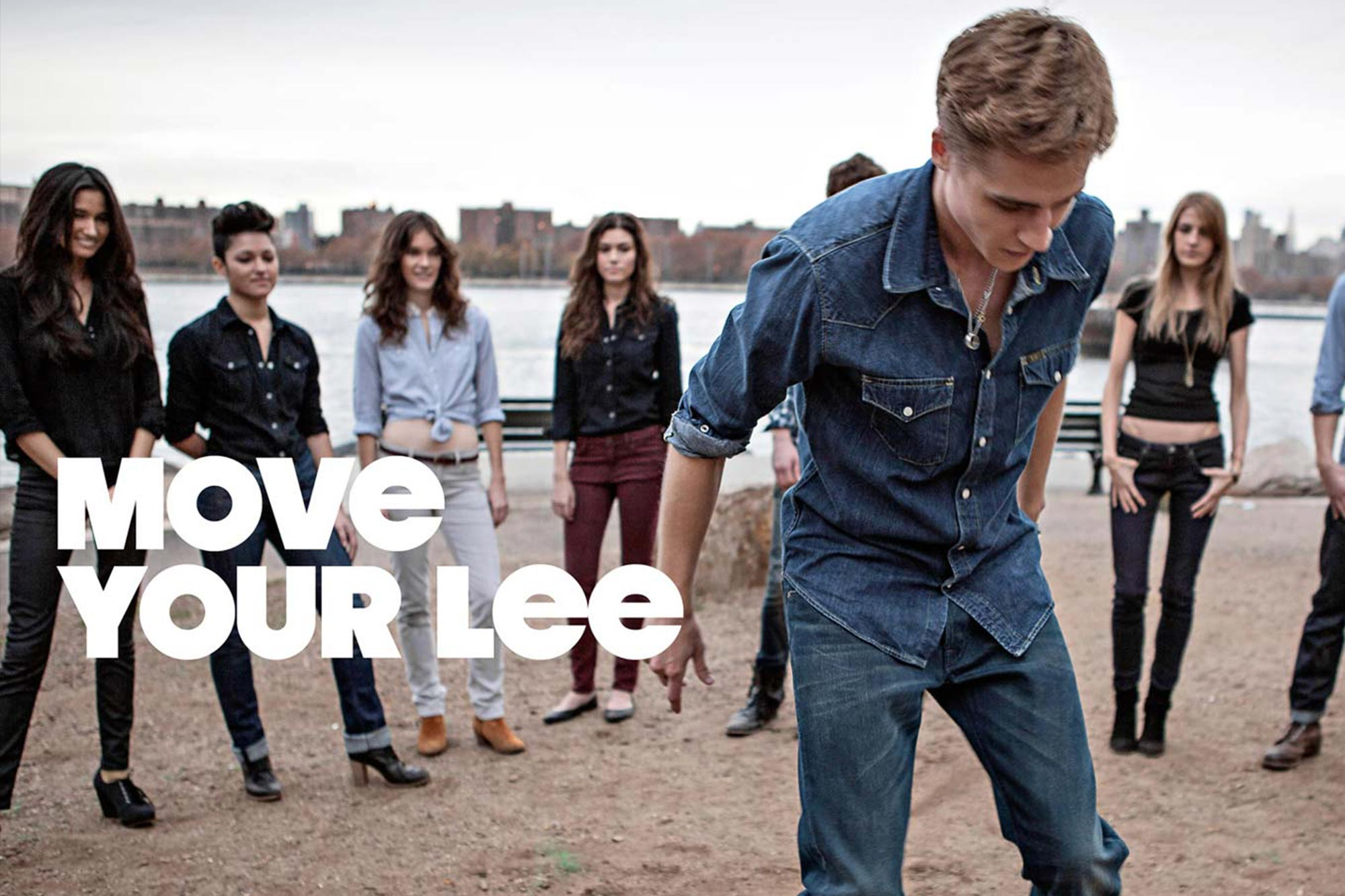 Lee Jeans — Move Your Lee