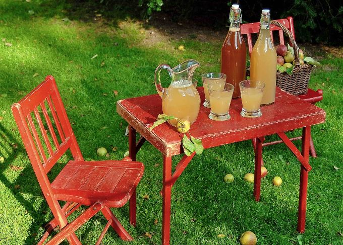 Store æbledag – Lav Din Egen æblesaft