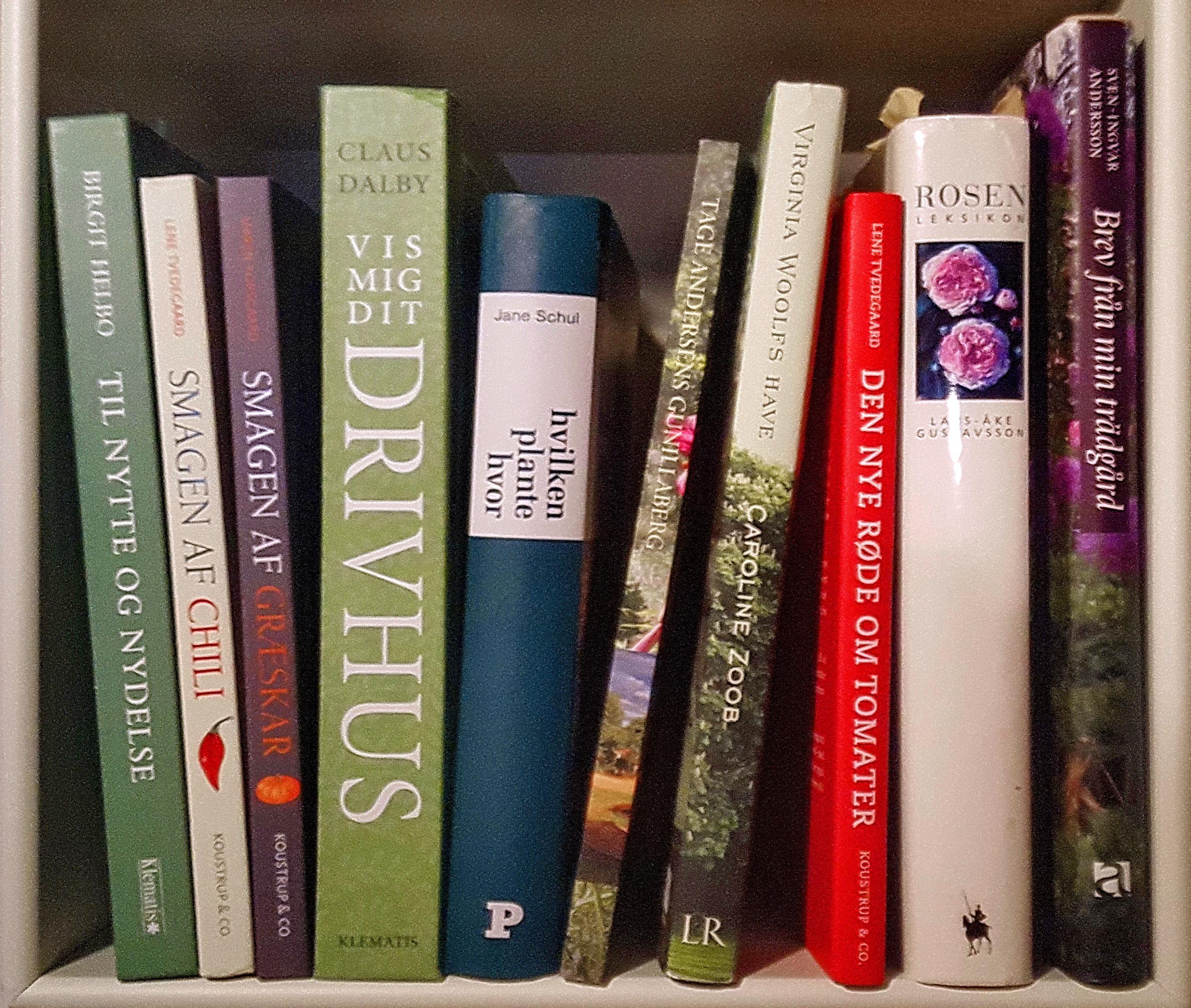 Mine Mest Elskede MUST HAVE Havebøger
