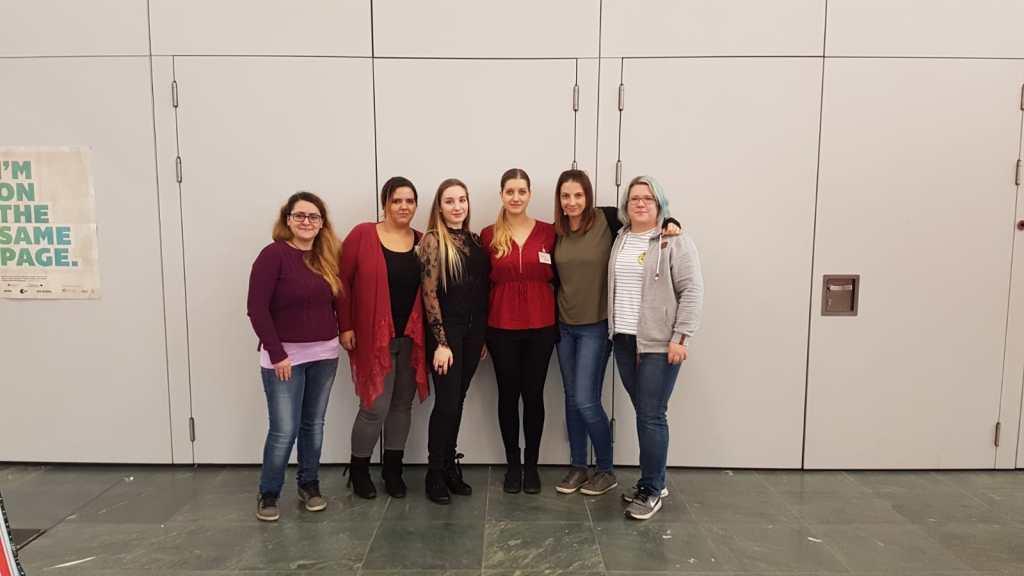 Hexentreffen auf der Buchmesse in Wien