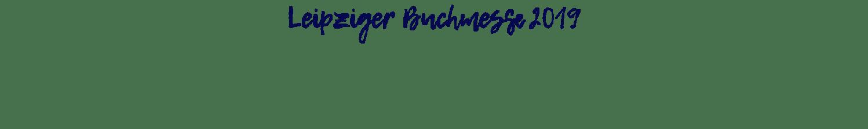 Leipziger Buchmesse 2019