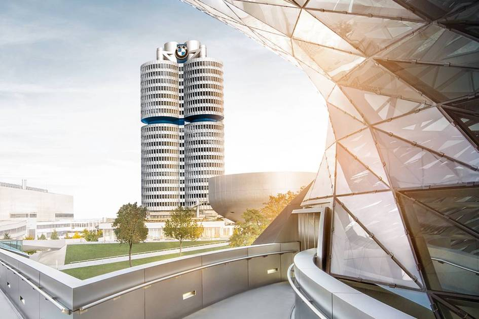 BMW Group Office in Munich