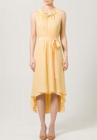 Kaviar Gauche for Zalando Collection Blusenkleid - yellow