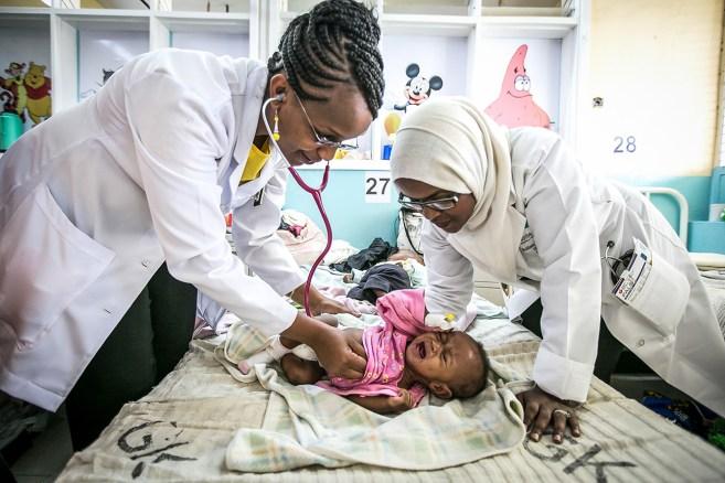 global health clinic Kenya