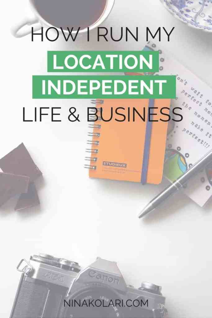 LOCATION INDEPENDENT BUSINESS