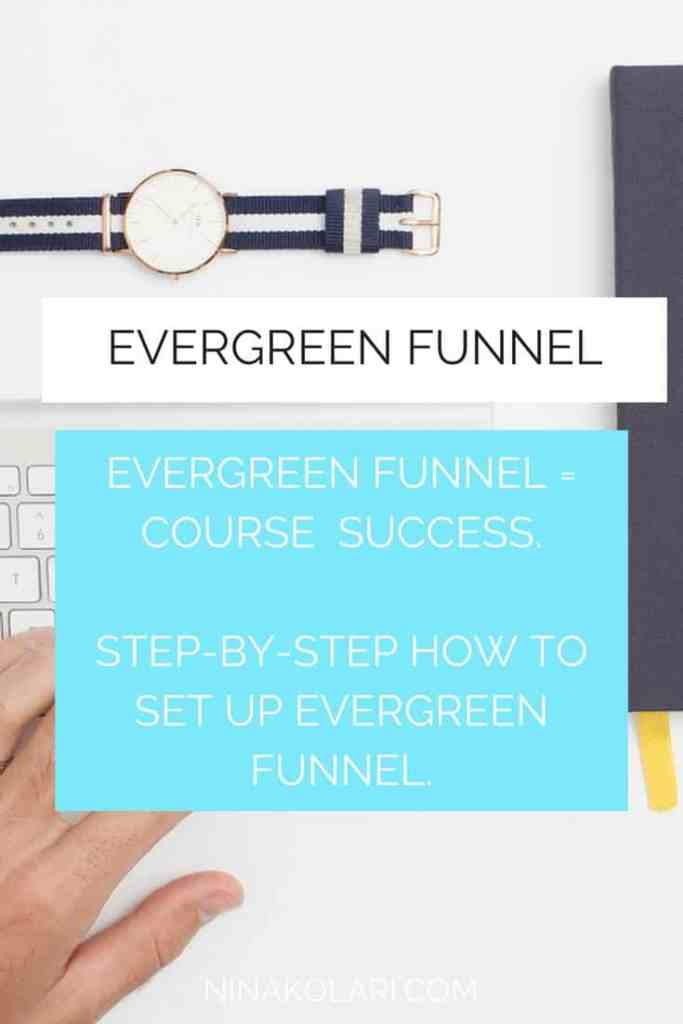 evergreen funnel