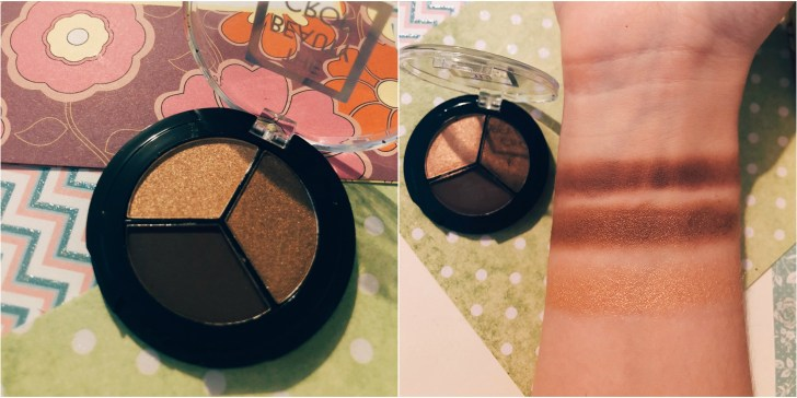 THE BEAUTY CROP EYESHADOW