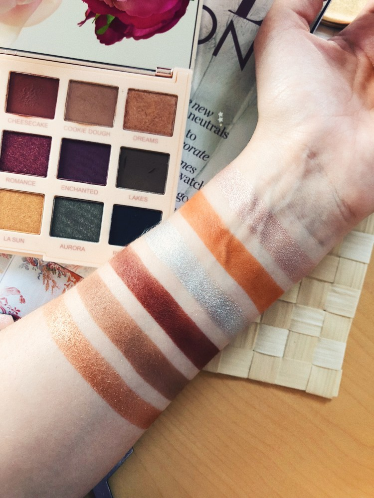 Soph x Revolution Extra Spice Palette Review, Swatches and Photos