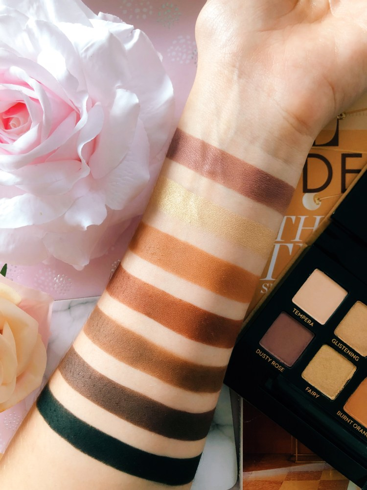 Anastasia Beverly Hills Soft Glam Palette Review & Swatches