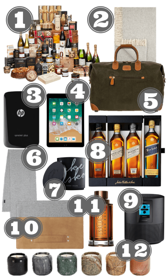 Luxury Gifts For Him