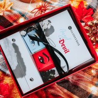 GLOSSYBOX OCTOBER 2019: DEVIL - REVIEW