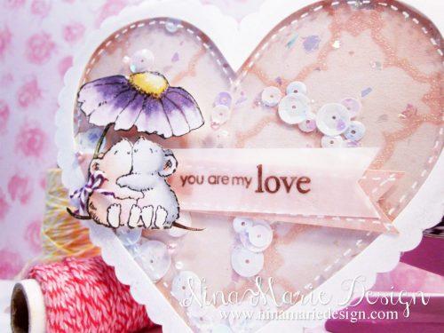 Heart Shaker Card_3