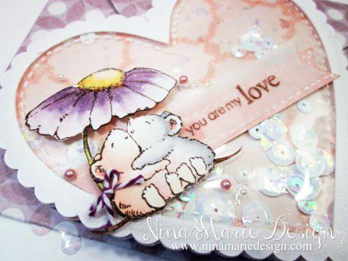 Heart Shaker Card_5