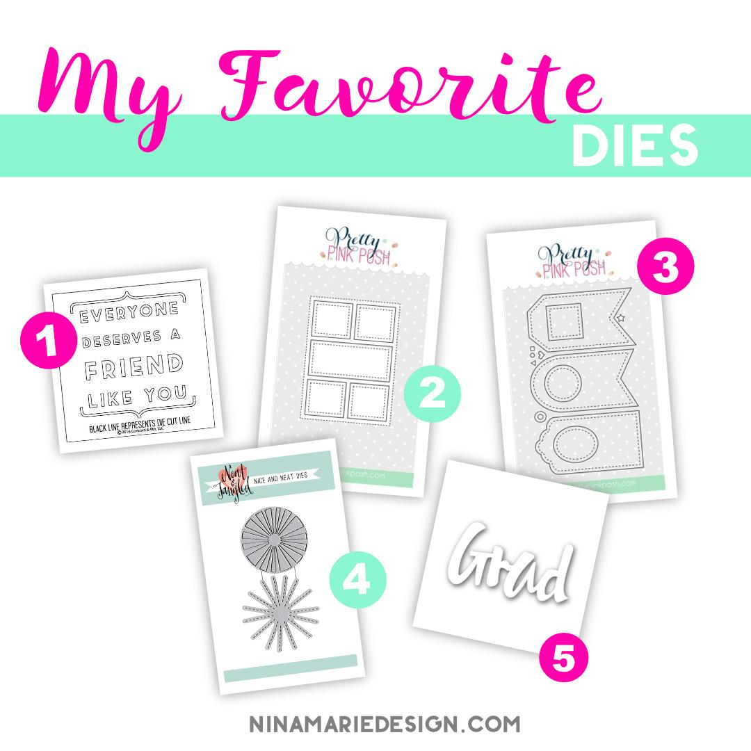 my favorite dies_may