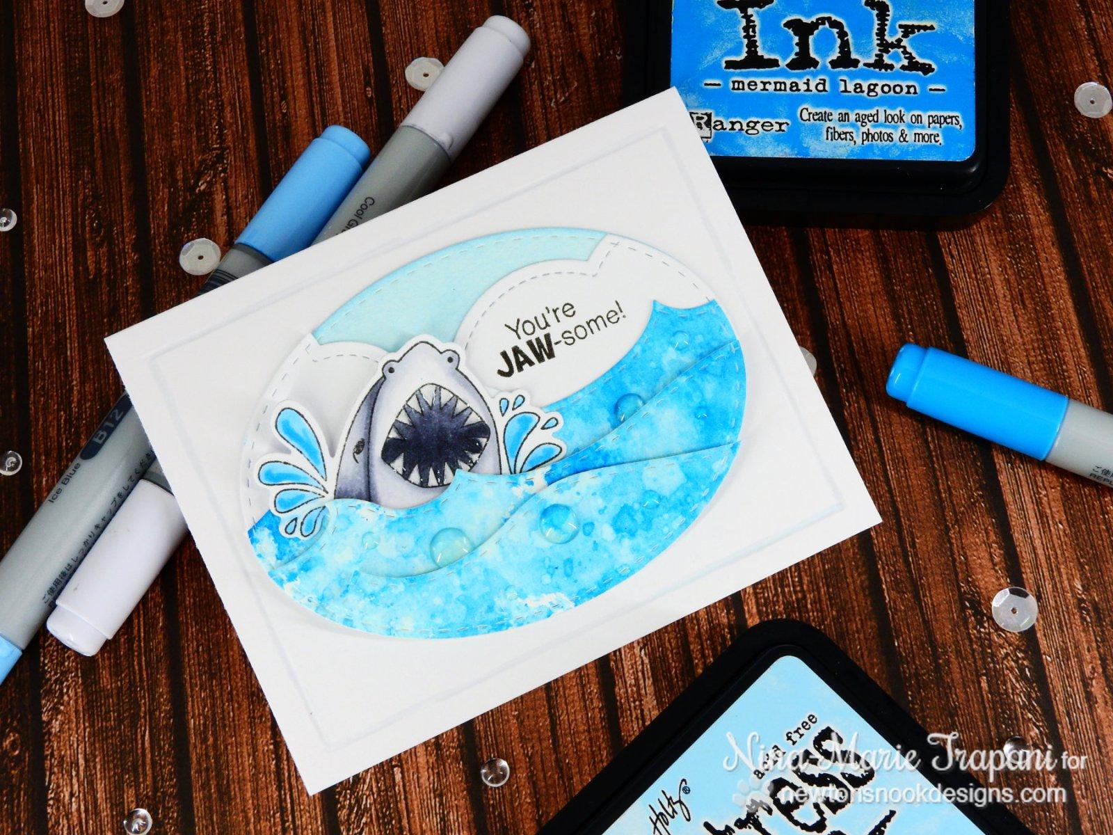 Creating Water + Shark Week_2