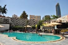 The Landmark Hotel pool