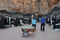 bedouin-style tents