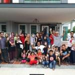 Idaman Villa Homestay Melaka   Terbaik, bersih, besar, menarik laaa…!!