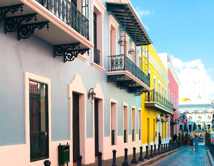 The Best Things to do in Old San Juan