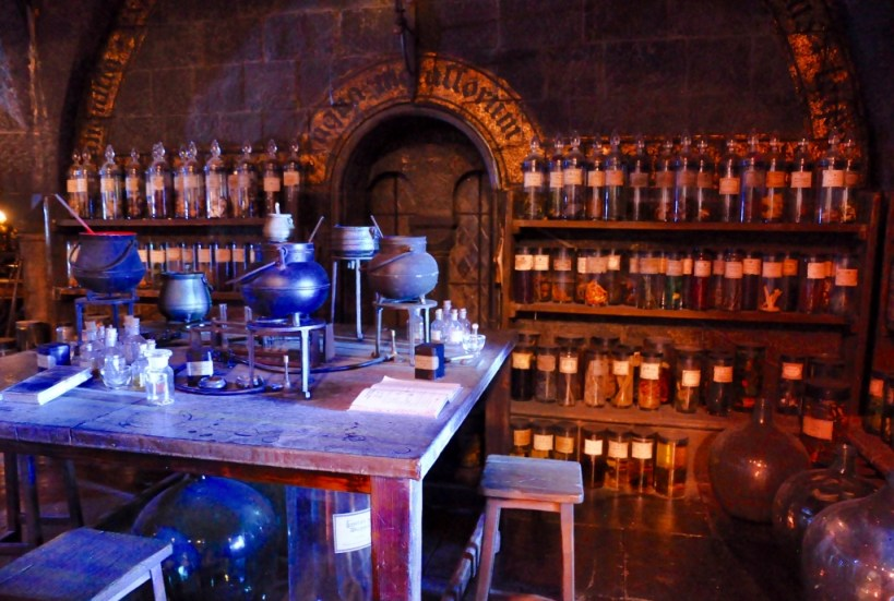 The Potions Room