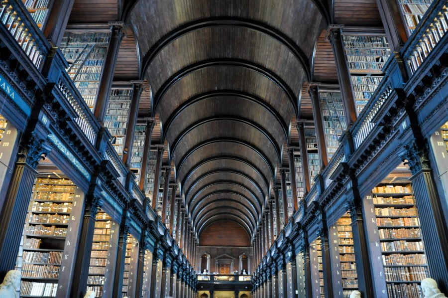 Long Room at Trinity College