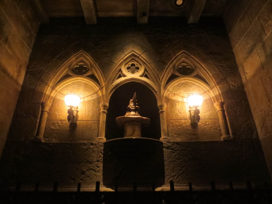wizarding world of harry potter rides