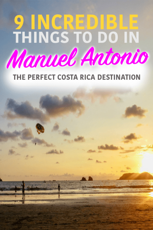 Things to do in Manuel Antonio Pin