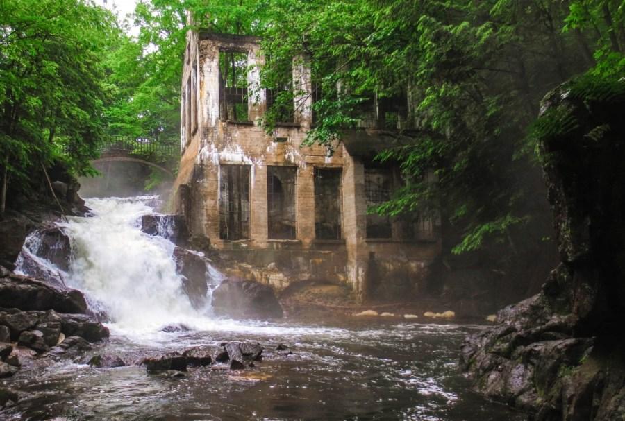 Carbide Wilson Ruins