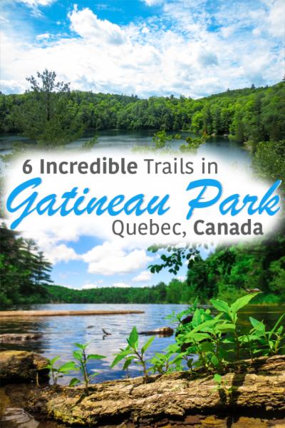 Gatineau Trails hiking