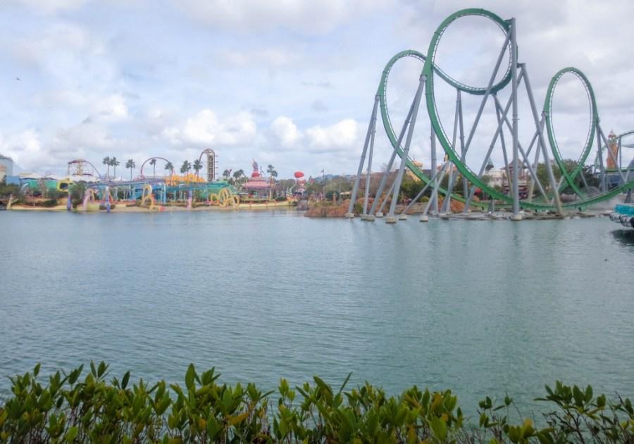 Universal Orlando Island of Adventure