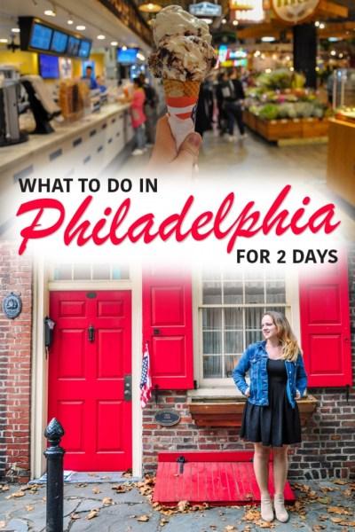 2 Days in Philadelphia Pin 2