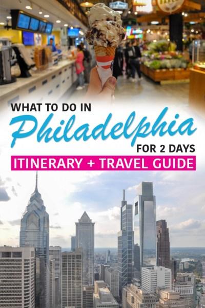 2 Days in Philadelphia Pin 3