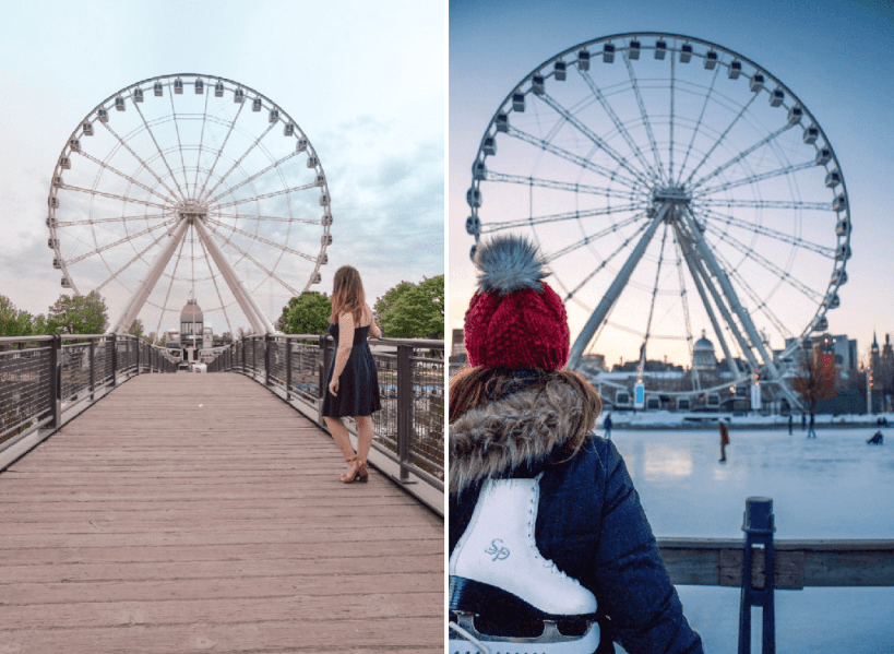 Le Grand Roue Montreal
