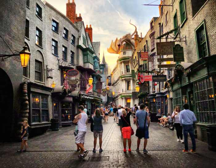 10 Reasons Universal Orlando is the Perfect Weekend Getaway