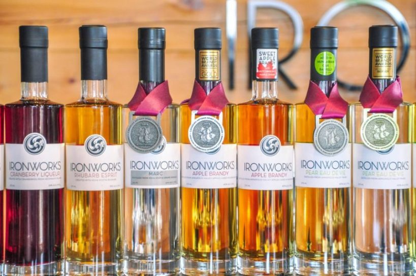 Ironworks Distillery Lunenburg