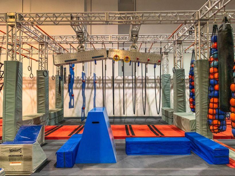 Ninja Warrior Ottawa Altitude Gym