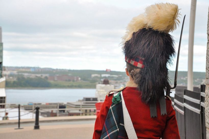 The Citadel National Historic Site Halifax