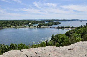 1000 Islands Landon Bay Trail