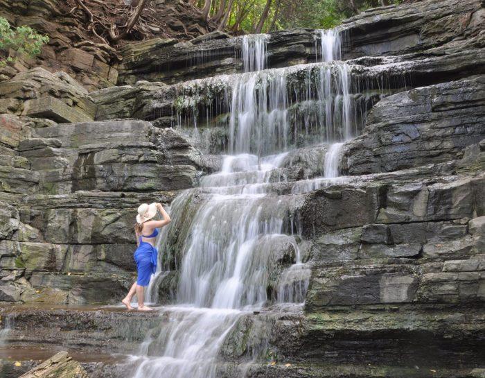 Princess Louise Falls: Visitor's Guide