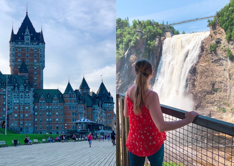 Quebec City Road Trip
