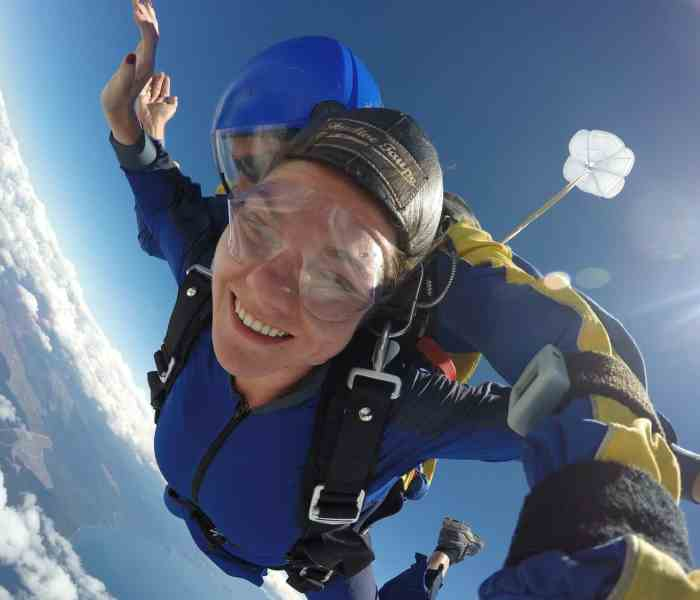 15,000 ft of Fun: Skydiving in Taupo, New Zealand