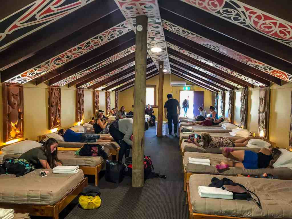Tamaki Maori Village Overnight Stay