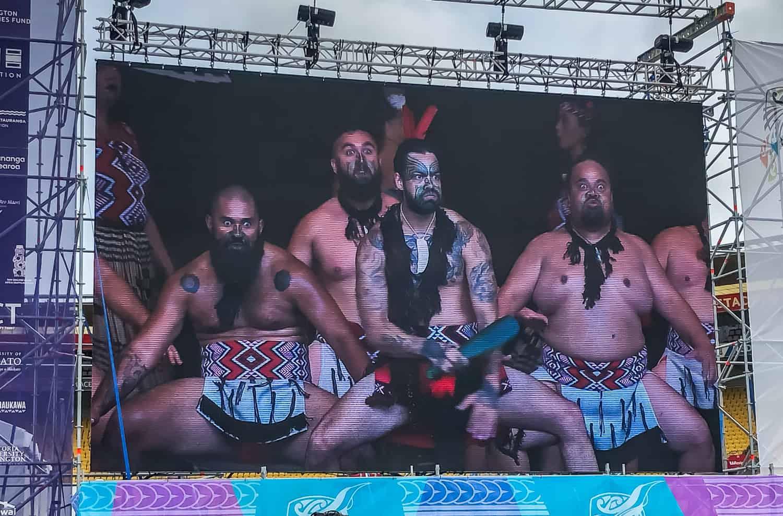 Te Matatini Kapa Haka: Attending a Māori Festival