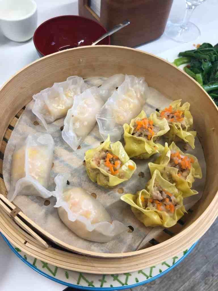 New Zealand dumplings