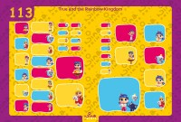 True and the Rainbow Kingdom Back to School Stickers/ Labels From Nina Prints
