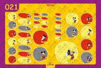 Mickey Back to School Stickers/ Labels From Nina Prints
