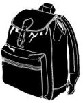私立中学校の入学の準備~鞄(カバン)が自由だった!